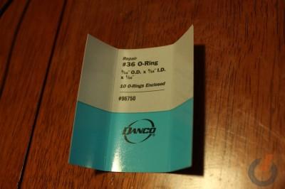O-Rings Label